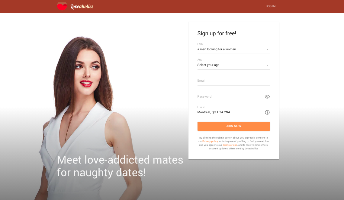main-page-Loveaholics-1
