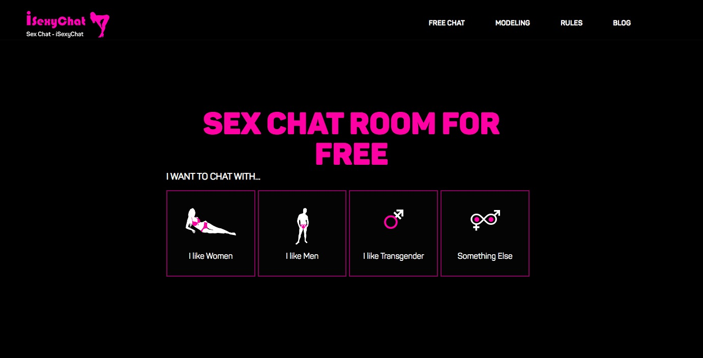 iSexyChat.com sex chat