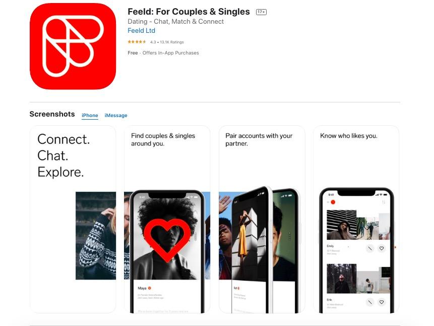 تطبيق Feeld.co